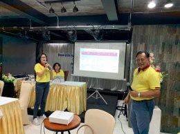 โครงการประชุมปฏิบัติการจัดทำแผนพัฒนาคุณภาพ(Improvement Plan)