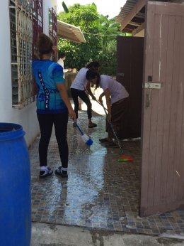 วิทยาลัยชุมชนสงขลา(สทิงพระ)จัดกิจกรรมวันอาสาฬหบูชา