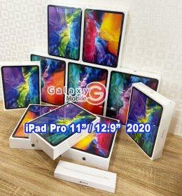 iPad Pro ของแท้ เครื่องศูนย์ จอใหญ่เต็มตา กล้องคู่ มาสิ๊  ราคาลดคุ้มกว่าเป็นพัน