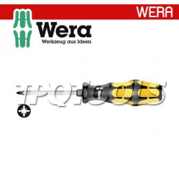WR017050 ไขควงปากแฉก รุ่น918SPZ(เหลือง)