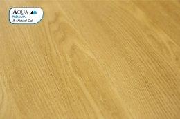 พื้นไม้ SPC ทนชื้น สี Natural Oak