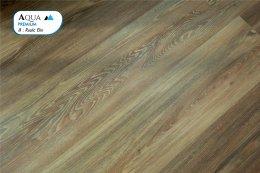 พื้นไม้ SPC ทนชื้น สี Rustic Elm