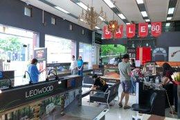 5 เหตุผลที่ไม่ควรพลาดงาน  Leowood Mega Sale 2021