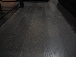 ไม้พื้นเอ็นจิเนียร์ สี Black Oak