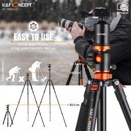 ขาตั้งกล้อง KF-TM2534T จาก  K&F CONCEPT