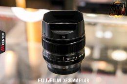 """ส่อง Cam : EP.5 """"FUJIFILM XF 35MM F1.4 R"""" เลนส์ยอดฮิตติดกล้อง สาย Portrait ต้องมี!"""