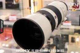 """ส่อง Cam : EP.6 """"Sony FE 100-400mm F4.5-5.6 GM OSS"""" AF เลนส์ซูมไกลพิเศษ ความละเอียดสูง แม่นยำเหนือระดับ"""