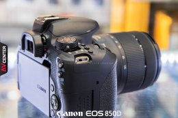 Canon EOS 850D พร้อมทุกสถานการณ์ ต่อยอดความเป็นมืออาชีพ!