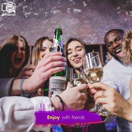8 เทคนิคการถ่ายรูป ในงานปาร์ตี้กับเพื่อนให้ เป๊ะ!! ปัง!!