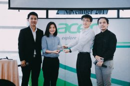 DTCi Technology Day with Acer @ Aetas Lumpini Hotel [02 Nov 2017 ]