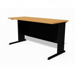 โต๊ะทำงานขาเหล็กพ่นดำ TSS