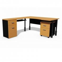 ชุดโต๊ะทำงาน PAKER