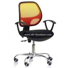 DSC-ON2 เก้าอี้สำนักงานทรงเตี้ย