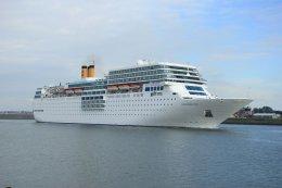 ทัวร์เอเชีย ญี่ปุ่น (คอสต้า1) ล่องเรือสำราญ โตเกียว โกเบ เชจู คาโกชิม่า 8วัน 6คืน (TG)