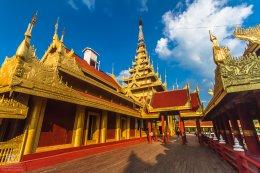 (MMR05) พม่า พุกาม มัณฑะเลย์  4วัน 3 คืน (FD)
