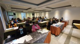 โครงการส่งเสริม CSR : การมีส่วนร่วมรับผิดชอบต่อสังคมกาญจนบุรี