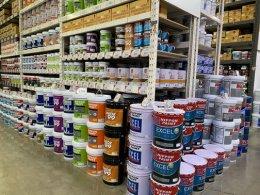 สินค้าสี - เคมีภัณฑ์