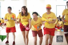 DHL FINANCIAL TEAM BUILDING 2019