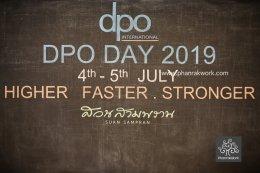 DPO INTERNATIONAL TEAM BUILDING