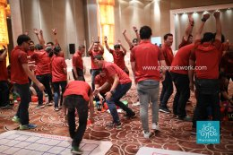 DHL OPERATIONS TEAM BUILDING 2019 รุ่นที่3
