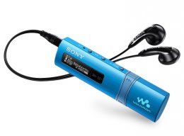 Sony MP3 Walkman NWZ-B183F/LC (4GB) - Blue