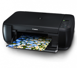 Printer Canon All-in-One InkJet MP-287 :1Y