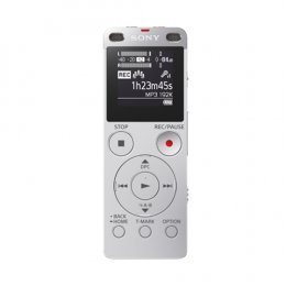SONY IC Audio Recorder ICD-UX560F/SC (4GB)