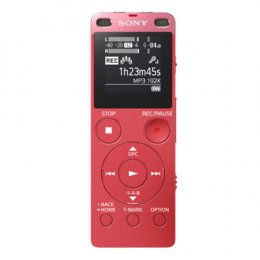 SONY IC Audio Recorder ICD-UX560F/PC (4GB)