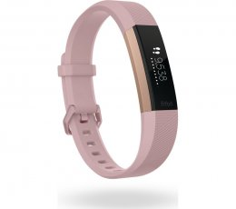 FitBit Alta HR  Pink Rose Gold  Small