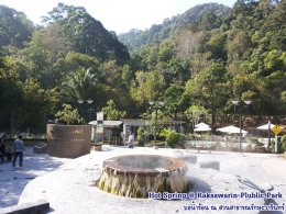 Raksawarin Hot Spring and Park