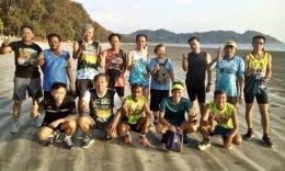 เดิน-วิ่ง เก็บตะวัน เกาะพยาม 2018