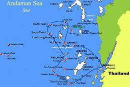 Thailand And Myanmar Dive Trips Based In Ranong, Thailand