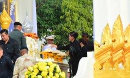 งานพระราชพิธีถวายพระเพลิงพระบรมศพฯ ในหลวง รัชกาลที่ 9 ณ พระเมรุมาศจำลองประจำจังหวัดระนอง