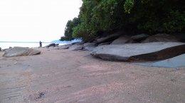 เที่ยวเกาะหาดทรายดำ