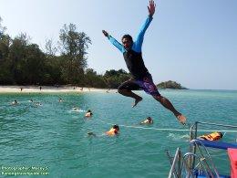 ดำน้ำดูปะการัง เกาะค้างคาว เกาะกำ เกาะญี่ปุ่น