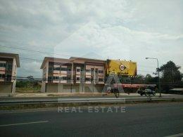 3 storey commercial building//บางเสร่