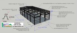 แจกแบบโรงงาน แบบโกดัง แบบคลังสินค้า 3D ฟรี