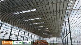 สร้างโรงงาน โกดังสำเร็จรูป คลังสินค้า โกดัง อยุธยา ราคาถูก แนะนำ