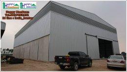 สร้างโรงงาน สร้างโกดัง โกดังสำเร็จรูป คลังสินค้า กาญจนบุรี