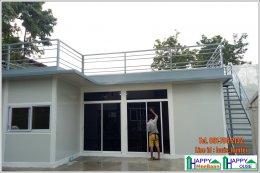 สร้างบ้านพัก สร้างห้องพัก ห้องคาราโอเกะ ห้องส่วนตัว