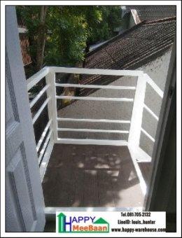 รีวิวขั้นตอนการสร้างบ้านน็อคดาวน์ บ้านสำเร็จรูป สองชั้น ในพื้นที่แคบ