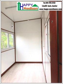 รีวิวขั้นตอนการสร้างห้องพัก ต่อเติมห้องครัว ข้างบ้าน ด้วยผนังเบา EPS โฟม