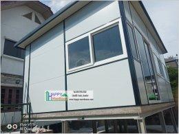 สร้างบ้านพักยกสูง สร้างห้องพัก ระบบบ้านสำเร็จรูป