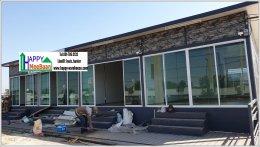 สร้างอาคารพาณิชย์ชั้นเดียว ห้องแถวชั้นเดียว ภายใน 3 วัน
