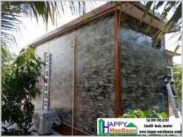 รับสร้างบ้านน็อคดาวน์ บ้านสำเร็จรูป สร้างรีสอร์ท ราคาถูก