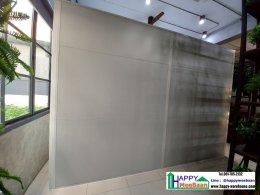 กั้นห้องด้วยผนัง EPS Isowall Sandwich panel ติดตั้งผนังเบา ประหยัดน้ำหนักเบาทำเอง