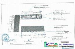 สร้างออฟฟิศสำเร็จรูป ด้วยผนังEPS Isowall Sandwich panel ระบบสำเร็จรูป prefab