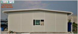 สร้างโรงงาน สร้างโกดัง ขนาดเล็ก สร้างออฟฟิศ ด้วยโกดังสำเร็จรูป บ้านสำเร็จรูป