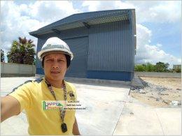 รับสร้างคลังสินค้า สร้างโกดัง สร้างโรงงาน ด้วยระบบโกดังสำเร็จรูป เพชรบุรี
