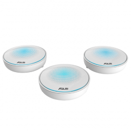 ASUS Lyra AC2200 Tri-Band Mesh Network Home WiFi System